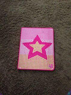 Sparkly iPad case