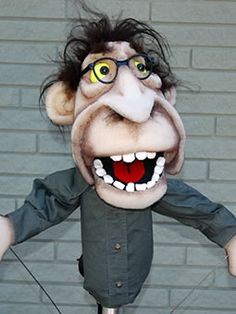 Professional Puppet Patterns, Puppet Building Tutorials, and Materials