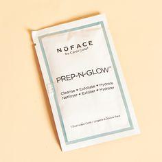 NuFACE Prep-N-Glow Cloth – Value $1
