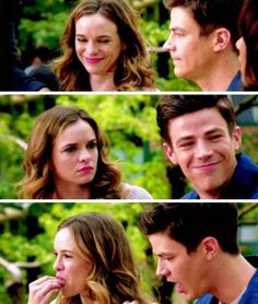 They're just to perfect #flashfrostedit #granielle #snowbarry #snowbarryedit