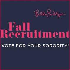 WRITE IN A VOTE FOR SIGMA ALPHA IOTA!