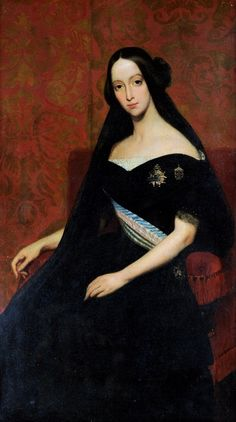 Doña Francisca de Bragança, princesse de Joinville (1824-1898) - The Royal Forums