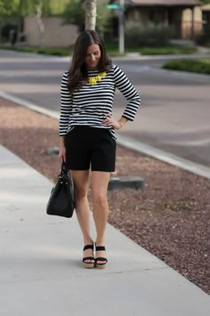 Black and Yellow + BCBG Friends and Family | The Northeast Girl | Bloglovin'