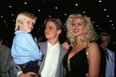 Sept. 11, 2006 - L7097TA.''GUYS AND  DOLLS''.ANNA NICOLE SMITH WITH SON DANIEL AND.BROTHER DANIEL. TAMMY ARROYO-   2006(Credit Image: © Globe Photos/ZUMAPRESS.com) via @AOL_Lifestyle Read more: https://www.aol.com/article/entertainment/2017/05/07/anna-nicole-smith-daughter-dannielynn-birkhead-at-kentucky-derby/22073742/?a_dgi=aolshare_pinterest#fullscreen