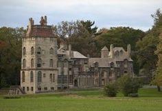 PA: Doylestown - Fonthill Castle (& Mercer Museum)