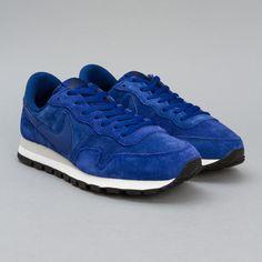 Nike / Air Pegasus 83 Suede (Deep Royal Blue)