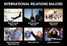 International Relations.
