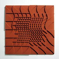 Life Twists and Turns 05: Marek Jacisin: Ceramic Tile   Artful Home