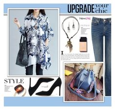 """""""Upgrade your chic - Newchic 6"""" by cly88 ❤ liked on Polyvore featuring Pomellato, Gianvito Rossi and John Hardy"""