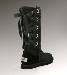 UGG Heirloom Lace Up <------ hopefully my BFF will let me use his discount for these if Journey's gets them this winter!