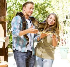 Dancing With The Stars 2015 spoilers tease that Bindi Irwin and Derek Hough basically have Season 21 in the bag – and will most likely win