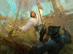 pirates by Hamsterfly.deviantart.com on @deviantART