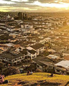 Ámbar por @juanbague #PopayánCO #Popayán #Cauca #CaucaTerritorioDePaz #YoSoyCaucano #architecture #Sun #Sunset