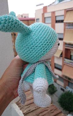 #amigurumi conejo