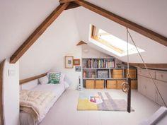 dachschr ge regal einrichtung pinterest regale bauen dachschr ge und stauraum. Black Bedroom Furniture Sets. Home Design Ideas