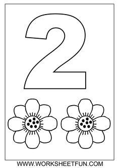 free math worksheets number coloring - Color Worksheets For Preschoolers