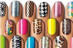 Two Chix Beauty Fix: 12 Sets Of Nail Polish Strips For $13.50