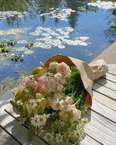 Nature Aesthetic, Flower Aesthetic, Summer Aesthetic, Dark Flowers, Simple Flowers, Beautiful Flowers, Flowers Nature, Fresh Flowers, Spring Flowers