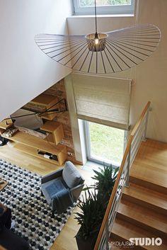 NOWOCZESNA KLATKA SCHODOWA  #stair #case #contemporary #interior #light #bright #mikolajskastudio