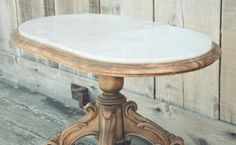antique victorian era white marble table White Marble, Victorian Era, Antiques, Pretty, Table, Furniture, Vintage, Home Decor, Antiquities