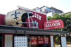 For any Saints fans out there- this is the best place to channel New Orleans. The atmosphere is great and they have delicious gumbo, po boys and craw fish etoufee. Pull up a seat at the bar and enjoy.