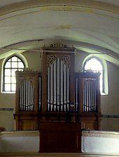 Nemşa, Evangelical fortified church, Photo: Dr. Hermenn Fabini Google