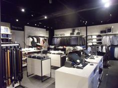 CK (Retail Store) @Fidenza ( PI ) By AD Store & More #design #store #retail #contract #work #managment #ADSM