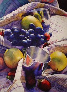 Lemons, Grapes and Jefferson Cups by Chris Krupinski. Amazing!