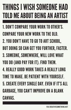 Inspiration and motivation :) The Words, Quotes To Live By, Me Quotes, Daily Quotes, Artist Quotes, Quotes For Artists, Artist Life, Artist Art, Quote Art