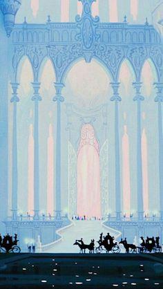Cinderella's castle 💖