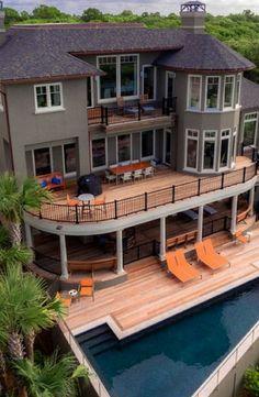 Relax In This Outstanding Beachfront Villa Near Charleston South Carolina Glamping