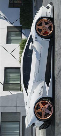 (°!°) LB Works Lamborghini Huracan LP610 Liberty Walk