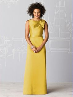 After Six Bridesmaids Style 6596 http://www.dessy.com/dresses/bridesmaid/6596/?color=buttercup&colorid=9#.Uw4ZWPldUxg