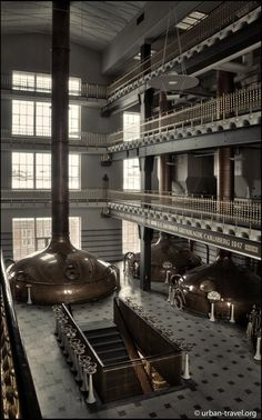 The Carlsberg Brewery