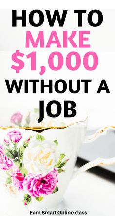 Are you struggling financially to pay your bills and cater for your family? If you are then I have a solution for you. In this post, I show you how to make an extra $1,000 online without a job. You can answer paid surveys, watch video previews, complete offers, get cash back on groceries and coupons.