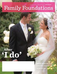 GREAT magazine by Couple to Couple League with articles about marriage, NFP, parenting, uplifting stories from Catholic couples, etc.  *Sent to all CCL members!