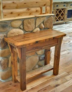 Old rustic furniture old barn wood furniture rustic diy rustic furniture ideas . old rustic furniture Wood Table Rustic, Reclaimed Wood Furniture, Rustic Furniture, Diy Furniture, Wood Tables, Rustic Accent Table, Rustic Sofa, Furniture Design, Retro Furniture