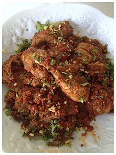 An unusual recipe , rich with a bouquet of fresh flavors that takes the humble chicken to new levels . This is a big hit each time I make it .Hope you enjoy it too ....