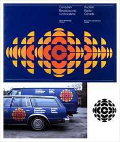 Canadian Broadcasting Corporation / Logo trademark & branding, via The Centre for Contemporary Canadian Art Corporate Logos, I Am Canadian, I Remember When, Sweet Memories, Street Style Women, Stationary, Centre, Identity, Canada