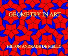 "math geometric art | On the page, you need to scroll down to the words ""free downloading""."