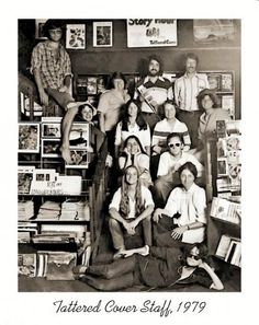 40 Years in Pictures   Tattered Cover Book Store