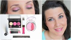 Makeup Pinker than pink bonbon pink [Monday Shadow Challenge]    (Défilez vers lebaspour le français)  Hello there! Bonjour!  How have you started the week? I'm slowly getting into the Fall mood planning to change my wardrobe and all. But first! one more summery makeup look a very very sweet one!  TheMonday Shadow Challengeproposes today the girliest shade there is: candy pink (or rose bonbon). Shall we take a closer look?  As you already know the Monday Shadow Challengeis a weekly makeup…