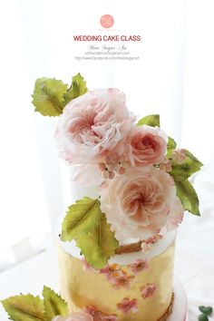 74 Best Gum Paste Sugar Flowers Images