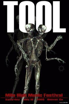 Tool - Saw them at Lollapalooza