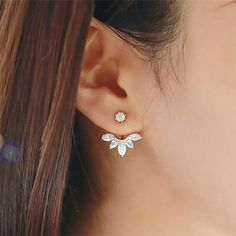 Classy earrings*...