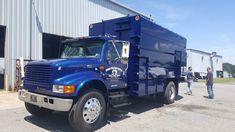 Medium Duty Trucks, Heavy Duty Trucks, Tree Care, New Trucks, Vintage Trucks