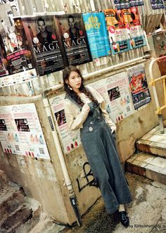 Find images and videos about kpop, iu and lee ji eun on We Heart It - the app to get lost in what you love. Iu Fashion, Fashion Lookbook, Photoshoot Fashion, Korean Star, Korean Girl, Snsd, Korean Celebrities, Celebs, Creative