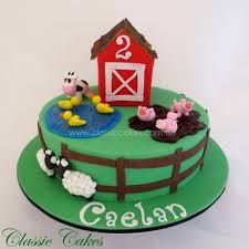 Image result for farm.animal.cake