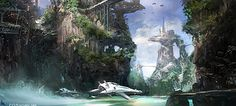 Science Fiction Worlds – Inspired by the Power of Dreams | Cruzine