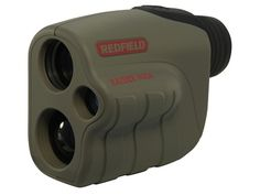 Redfield Raider 600A Lazer rangefinder. 6x magnification. Includes angle compensation and is compact and light at 5oz. 1x CR-2 battery
